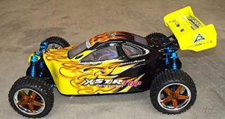 HSP XSTR Off-Road Buggy 1/10 2.4 Ghz Flame