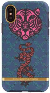 Richmond And Finch Tiger and Dragon iPhone X/Xs Cover (U)