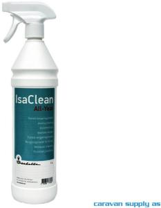 Caravan Supply Rengjøringsmiddel Isabella IsaClean All-Year 1l