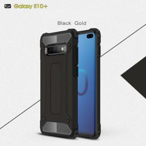 CoreParts S10 Plus Black Gold Cover (MOBX-COVER-S10P-STYLE1)