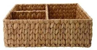 House Doctor Store Natur 30 x 30 x 10 cm