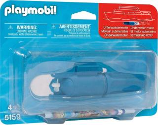 Playmobil 5159 Inflatable Boat with Explorers