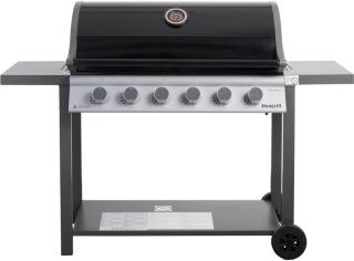 Dangrill Gassgrill FRIGG 600 OS 6 Brennere
