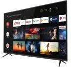 TCL 43EP640 - 43 Diagonalklasse (43 synlig) LED TV - Smart TV - Android TV - 4K UHD (2160p) 3840 x 2160 - HDR - svart