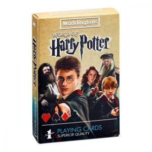 Waddingtons Playing Cards Harry Potter Winning Moves