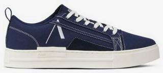 Arkk Copenhagen Sneakers Sommr Canvas R-H20 Men Midnight