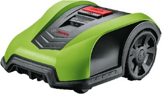 Bosch - Cover For Indego Robotic Lawn Mower - Yellow/Green   234Z8Q