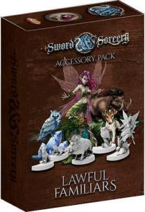 Sword & Sorcery Lawful Familiars Exp For Sword & Sorcery Ancient Chronicles