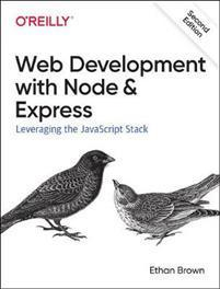 Web Development with Node and Express Brown, Ethan Pocket