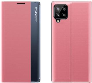Flip Cover for Samsung Galaxy A12 - Rosa