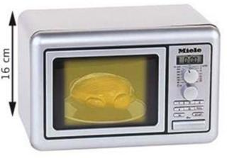 Theo Klein Miele Microwave Oven w. LED dispplay + sound - 9492
