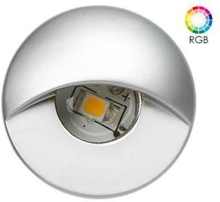 NP LED Trappelys 0,8W RGB IP67 Dimbar Nordic Products