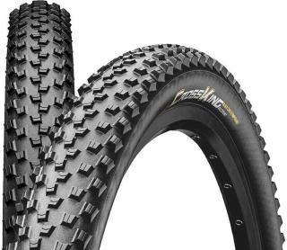 Continental Cross King 2.2 Folding Tyre 26 Race Sport black 55-559 | 26 x 2,2 2020 MTB dekk