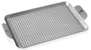 Claus Holm Grillplate 50x30,5 cm stål HOLM