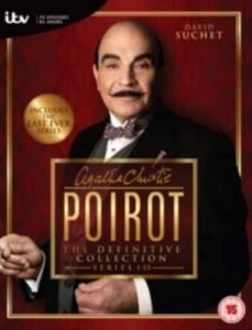 Agatha Christie's Poirot: Series 1-13 Collection (35 disc) (Import)