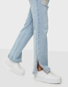 NLY Shoes Classic Trim Trainer dame