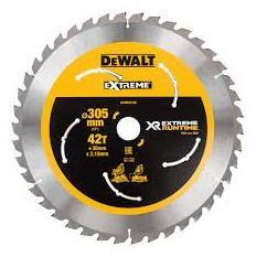 Sagblad for tre DeWalt 305x2,16x30,0 mm Z78 7°