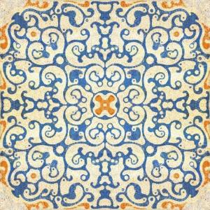Tapet Mindthegap Spanish Tile