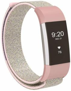 Fitbit Charge 2 armbånd Rosa