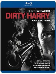 Dirty Harry Collection (5-disc) (Blu-Ray)   AH2JR6