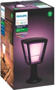 Philips Hue Philips Hue WCA Econic Pidestall Sort 60154 Philips Hue Outdoor