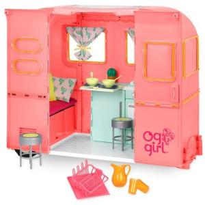Our Generation - RV Seeing You Camper – Pink (737445) Rosa  236CD8