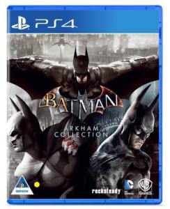 Batman: Arkham Collection - Sony PlayStation 4 - Action 5051888249314