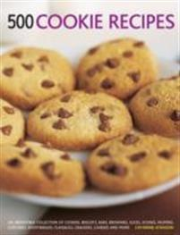 500 Cookie recipes ANNESS PUBLISHING