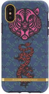 Richmond & Finch Deksel for iPhone XS Max - Tiger & Dragon