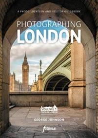 Photographing London - Central London  Heftet