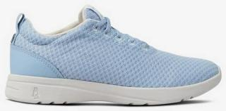 Hush Puppies Sneakers The Good Laceup Women Blue dusk textile