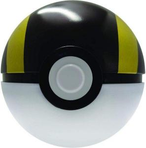 Pokemon - Tin Ultra Ball Including 3 Boosters Black/Gold  234ZH5