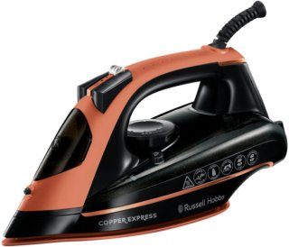 Russell Hobbs Dampstrykejern Copper Express Iron Unisex