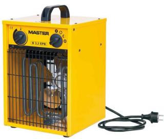 Master Climate Solutions Master Varmevifte 3,3KW