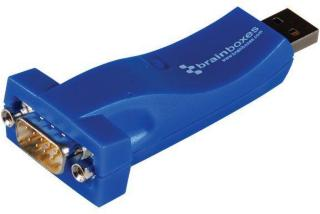 BRAINBOXES US-101 - seriell adapter (US-101)