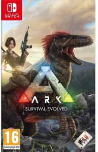 ARK: Survival Evolved (Code in a Box) - Nintendo Switch - Action/Adventure 0884095192815