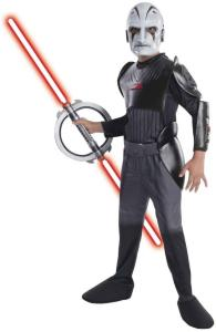 The Inquisitor Star Wars Rebels kostyme for barn