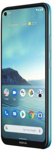 Nokia 3.4 - Android One - fjord - 4G - 64 GB - GSM - smarttelefon (HQ5020KD41000)