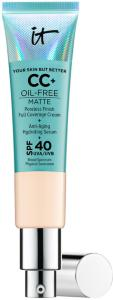 Your Skin But Better CC+™ Oil-Free Matte SPF40+ Light IT Cosmetics
