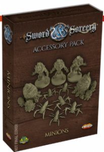 Sword & Sorcery Minions Expansion For Sword & Sorcery Ancient Chronicles