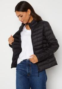 ONLY Newtahoe Quilted Jacket Black XS