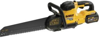 Dewalt DCS396T2 XR FlexVolt Alligatorsag med batterier og lader