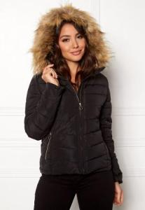 ONLY New Ellan Quilted Jacket Black M
