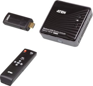 Aten HDMI Dongle Wireless Extender VE819-AT-G