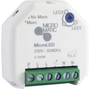 Micro Matic Dimmer MicroLED 4-100W Micro Matic 1404489 Dimmer