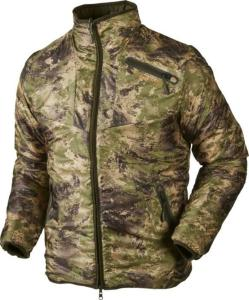 Härkila Lynx Insulated Reversible Jacket Willow Green/AXIS MSP® Forest Green (L)