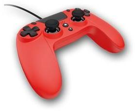 Gioteck Playstation 4 VX-4 Wired Controller (Red) Red  AC57T2