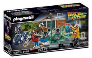 PLAYMOBIL ® Back to the Future Part II Pursuit with Hover board