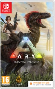 ARK: Survival Evolved (Code in a Box)   235S8F