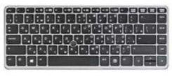 HP keyboard assembly (DK,FIN,NOR) (826368-DH1)